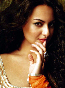 Sonakshi Sinha Ok  India Magazine June 2012 Magazine Photo