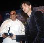 Hrithik Roshan with Chidambaram
