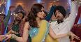 Diljit Dosanjh and Kriti Sanon starrer Arjun Patiala Movie Main Deewana Tera Song Stills  7