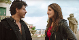 Anushka Sharma and Shah Rukh Khan Jab Harry Met Sejal Movie Song Stills  1