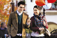 Kareena Kapoor and Imran Khan in Ek Main Aur Ekk Tu Movie Scene Stills