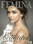 Deepika Padukone on Femina Feb 2012 Photo