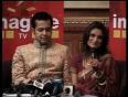 Dimpy accuses Rahul Mahajan of domestic violence