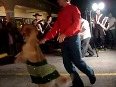 dancing-dog-entertains-party