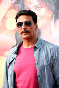 Akshay Kumar at his film ROWDY RATHORE promotions in Lokhandwala Complex Photo