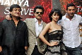 Mahesh Manjrekar Anil Kapoor Kangna Ranaut John Abraham at film SHOOTOUT AT WADALA launch in Mumbai Photo