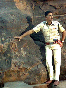 Akshay Kumar on Sets of Rowdy Rathore Movie Pic