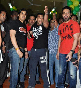 Salman Khan interacting with his assembled fans at the launch of fitness center NITRO Pure Fitness photo