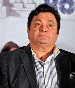Rishi Kapoor at film Housefull 2 first theatrical promo launch at Cinemax in Mumbai Photo