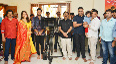 Srinivasa Kalyanam Telugu Movie Opening  3