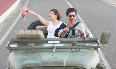 Anushka Sharma Shah Rukh Khan Jab Harry Met Sejal Movie Song Pics  12