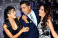 Akshay Kumar Jacqueline Fernadez Shazahn Padamsee Hosufull 2 Movie Promotion Photo
