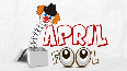 April Fool Greetings
