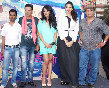 Manoj Bajpai  Richa Chadda  Huma Quereshi and Piyush Mishra GANGS OF WASSEYPUR Music Launch Photo