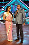 Sonakshi Sinha with Mithun Chakraborty on the sets of dance reality show Dance India Dance Lil Masters to promote her film Rowdy Rathore Pic