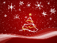 Happy Merry Christmas 2012 Wallpaper