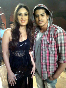Kareena Kapoor on the sets of Rowdy Rathore Photo