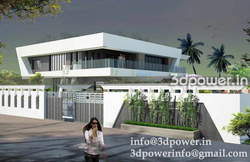 www.3dpower.in : architectural animation and rendering services india ...