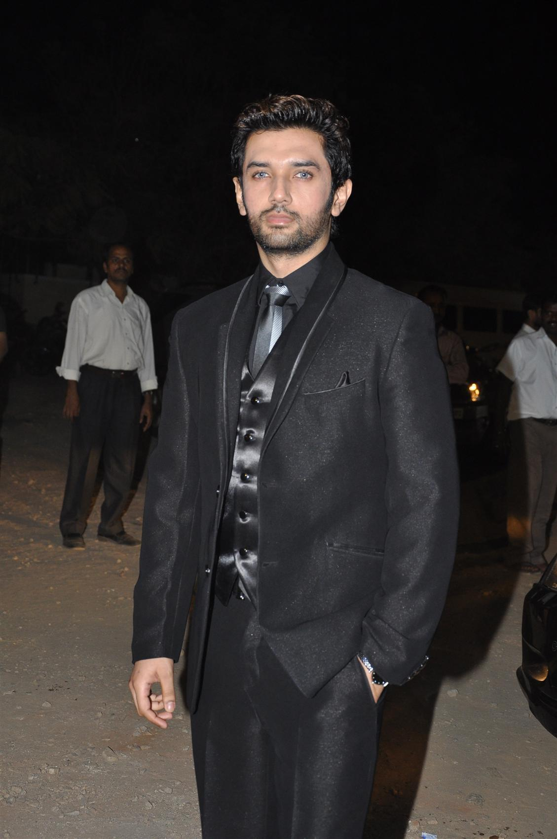 Son Of Politician Ram Vilas Paswan Chirag Paswan At The 10th Annual Kamla Pasand Max Stardust Awards In Mumbai 2 Rediff Bollywood Photos On Rediff Pages
