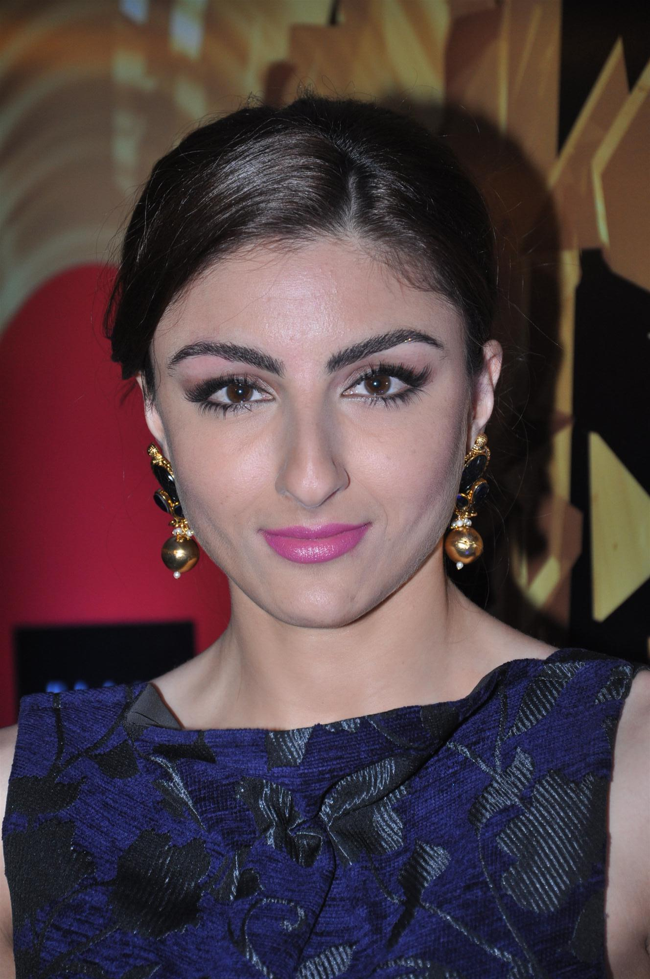 Soha Ali Khan At The Elle Beauty Awards 2012 In Mumbai 4