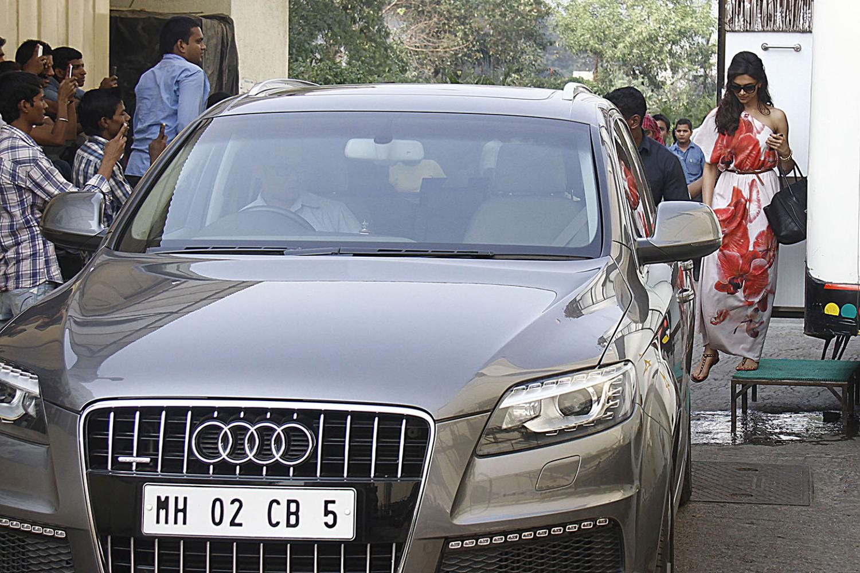 photo of Deepika Padukone Audi Q5 - car