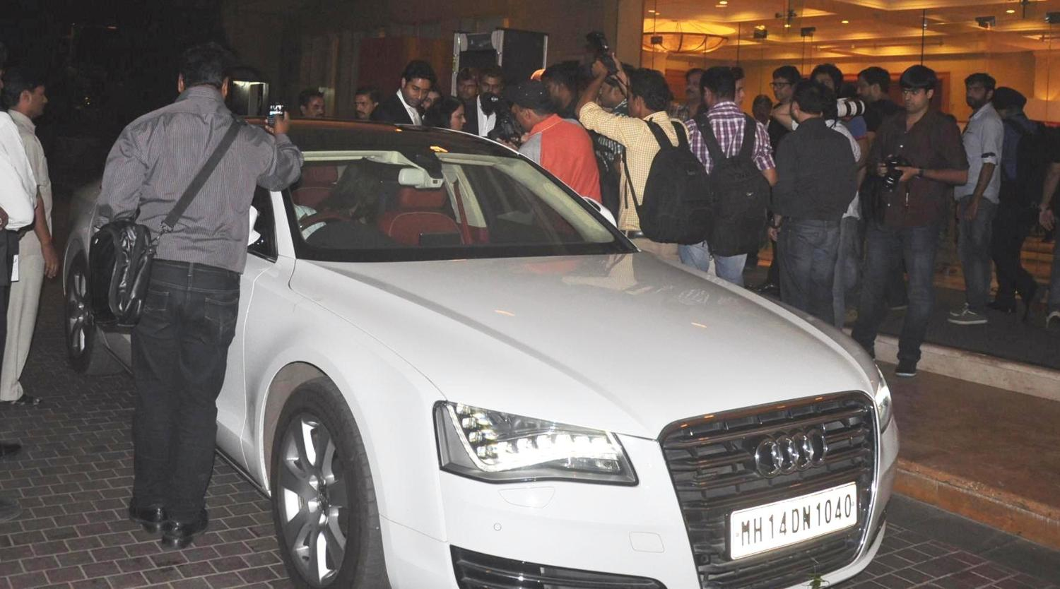 photo of Aishwarya Rai Bachchan Audi Q5 - car
