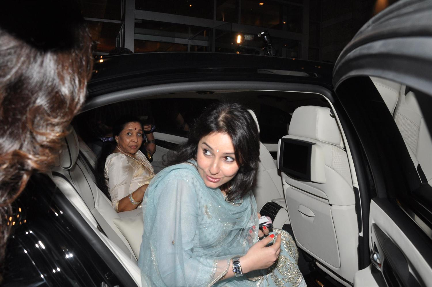 Anjali Tendulkar At Music Launch Of Film MAI Hotel GRAND HYATT In