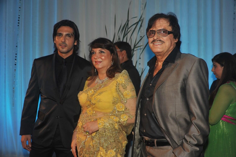 sanjay khan family photo
