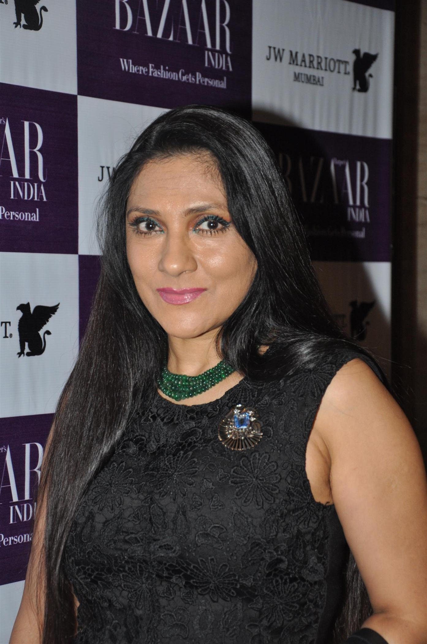 aarti surendranath at new season launch party by harpers