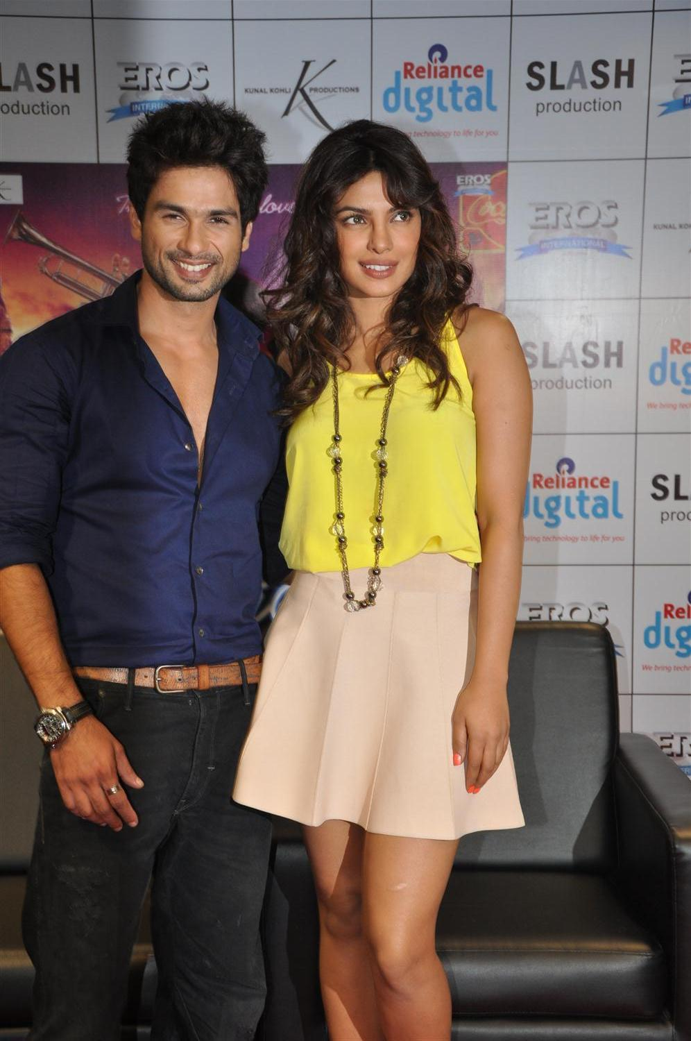 Shahid Kapoor with Single