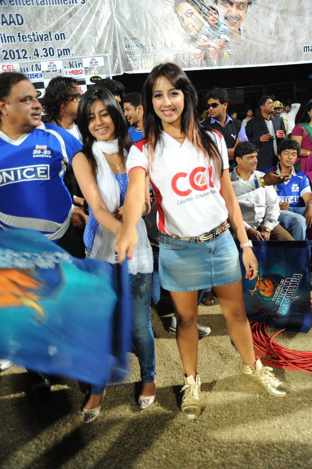 6dj9v2ugg8d74lgs.D.0.Actress-Sanjana-in-CCL-2012-Match-Photo-in ...