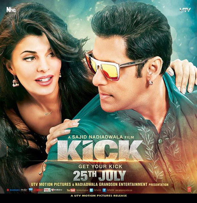 KICK Movie Latest Poster : Kick On Rediff Pages