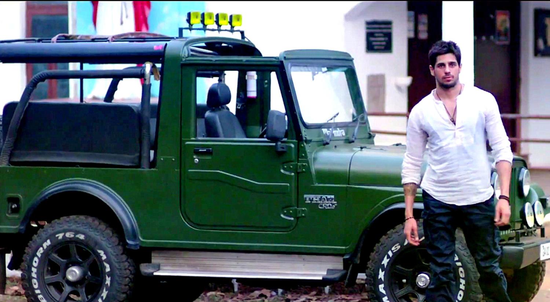 Ek Villain Jeep >> Sidharth Malhotra Ek Villain Movie Pic : ek villain on Rediff Pages