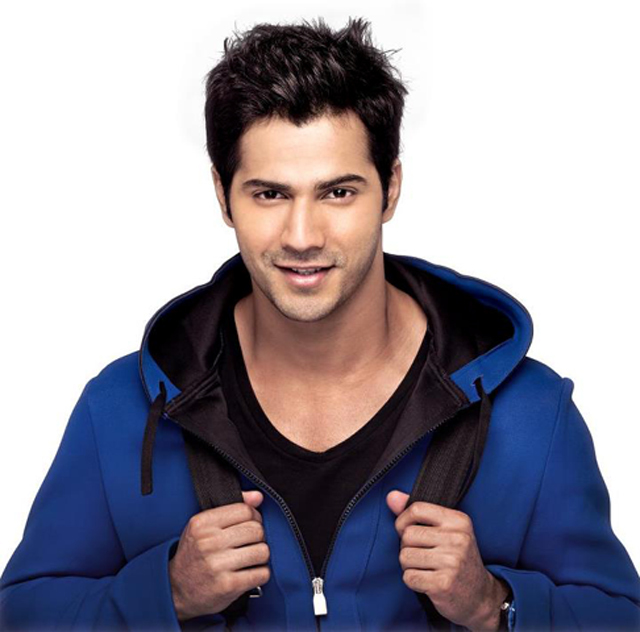 First Look Of Varun Dhawan Student Of The Year Photo
