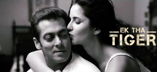 Salman Khan And Katrina Kaif In Ek Tha Tiger: Katrina Kaif Salman Khan Ek Tha Tiger New Photo : Ek Tha
