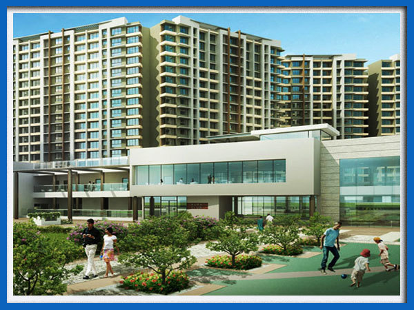 2 BHK APT FOR SALE IN  KALPATARU AURA