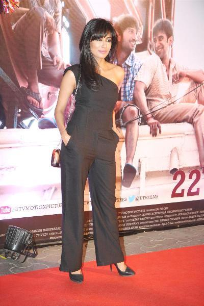 Chitrangada Singh at film KAI PO CHE premiere at Cinemax in Mumbai  1