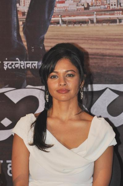 Pooja Kumar at film VISHWAROOPPremiere tie up with VIDEOCON DTH announcement event in Mumbai  1