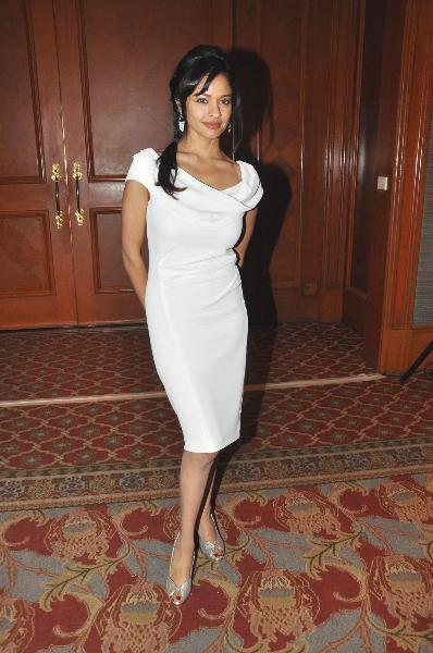 Pooja Kumar at film VISHWAROOPPremiere tie up with VIDEOCON DTH announcement event in Mumbai  8