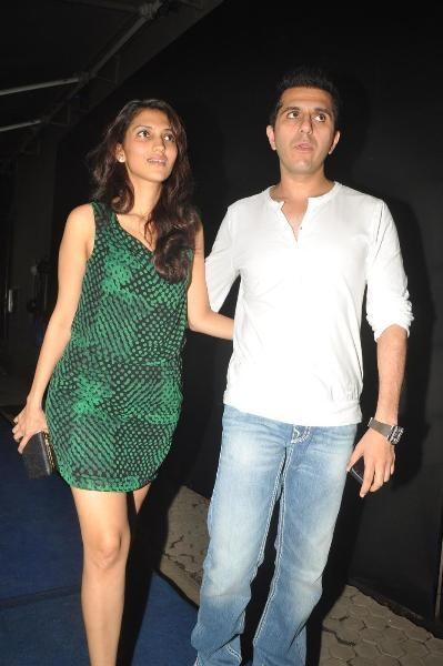 bollywood celebs at planet volkswagen launch at blue frog-photo20