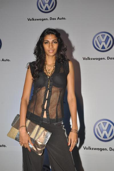 bollywood celebs at planet volkswagen launch at blue frog-photo12