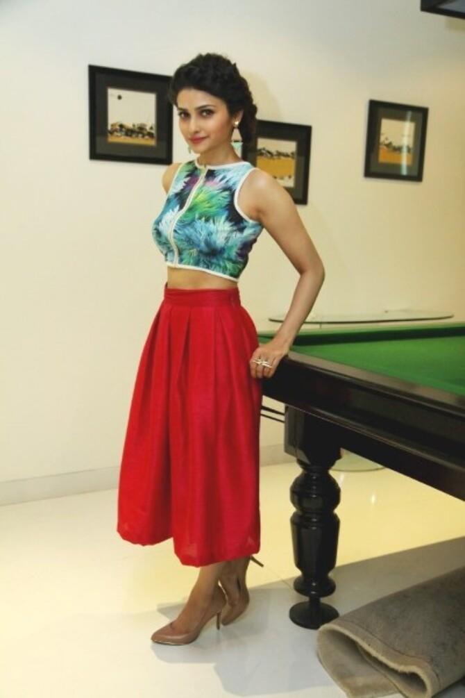 Prachi Desai in special photo shoot promoting film Ek