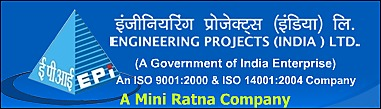 engineering projects india ltd