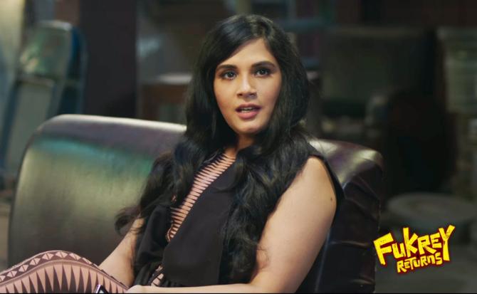 Richa Chadda Fukrey Returns Hindi Movie Stills  26