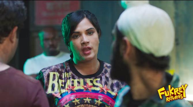 Richa Chadda Fukrey Returns Hindi Movie Stills  28