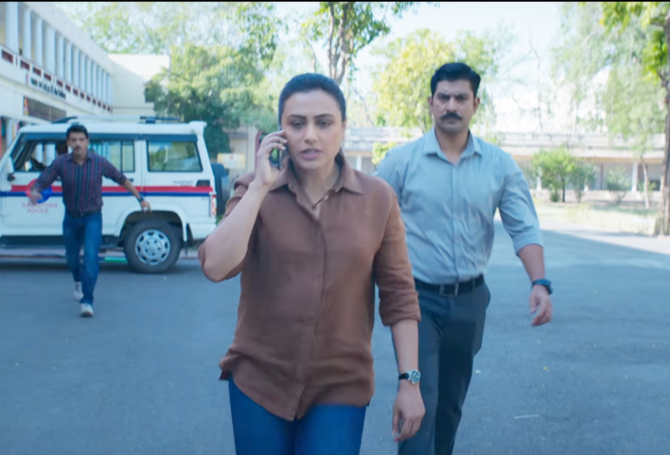 Rani Mukerji starrer Mardaani 2 movie photos  5