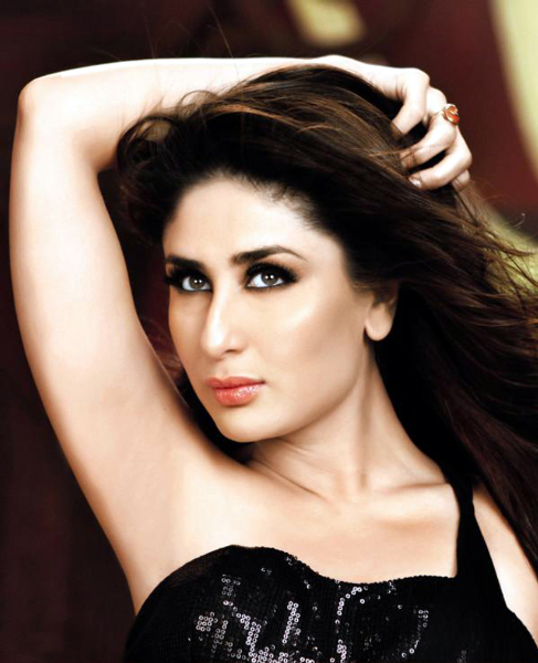 Kareena Kapoor in her upcoming song sequence from Rowdy Rathore Photo
