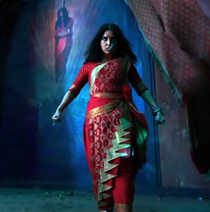 durgamati hindi movie bhumi pednekar photos-photo15