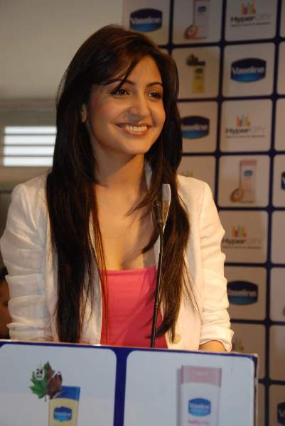 Anushka Sharma at HyperCITY Thane