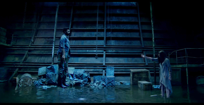 Vicky kaushal starrer Bhoot Part One   The Haunted Ship Movie Photos  3
